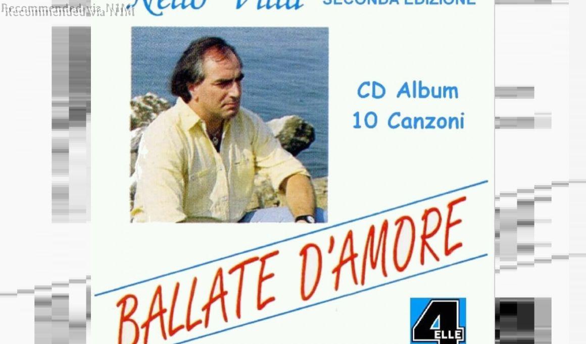 Ballate d'amore (medley 10 songs album)