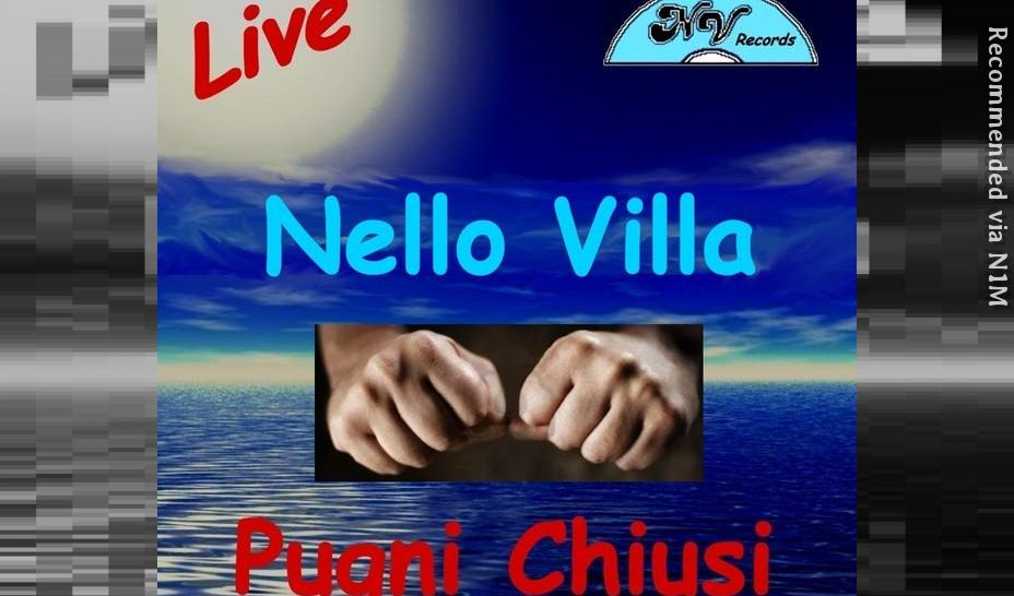 Pugni Chiusi (Single Live) rock version of the cover by I Ribelli, italian band - 1967