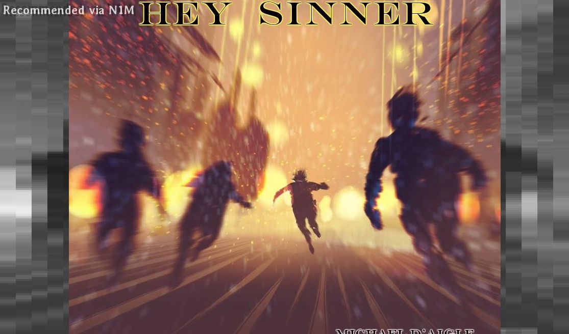 HEY SINNER / YOU CAN'T OUTRUN THE LONG ARM OF THE LORD