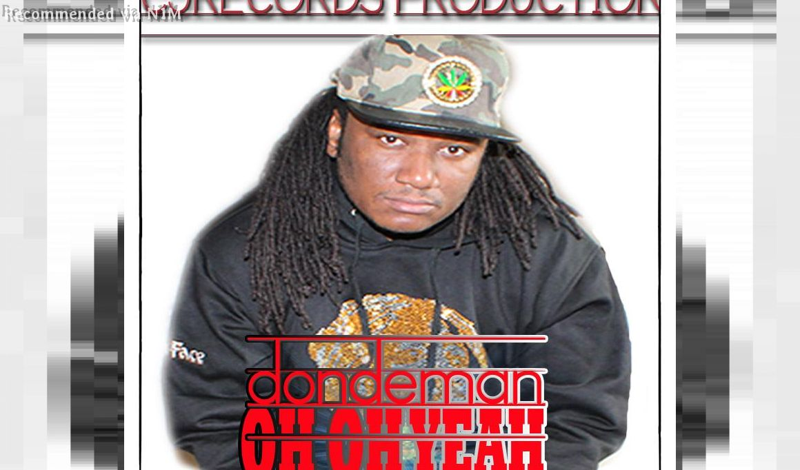 DONDEMAN=OH OH YEAH=CJRECORDS PRODUCTION