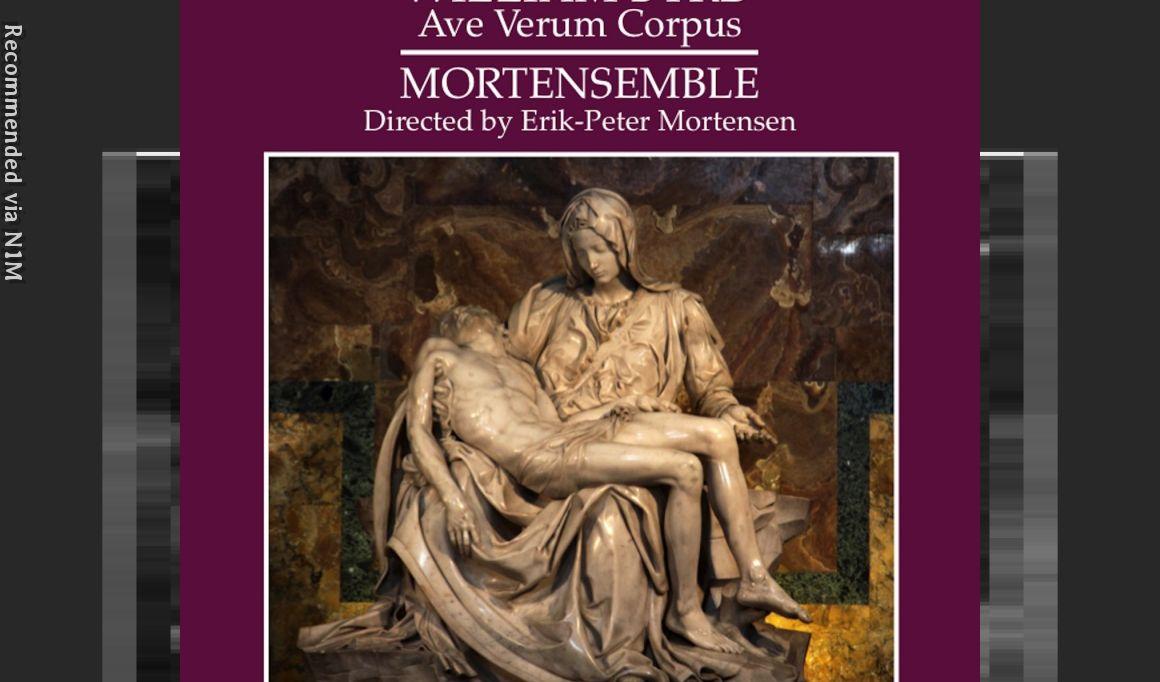 Ave Verum Corpus: William Byrd