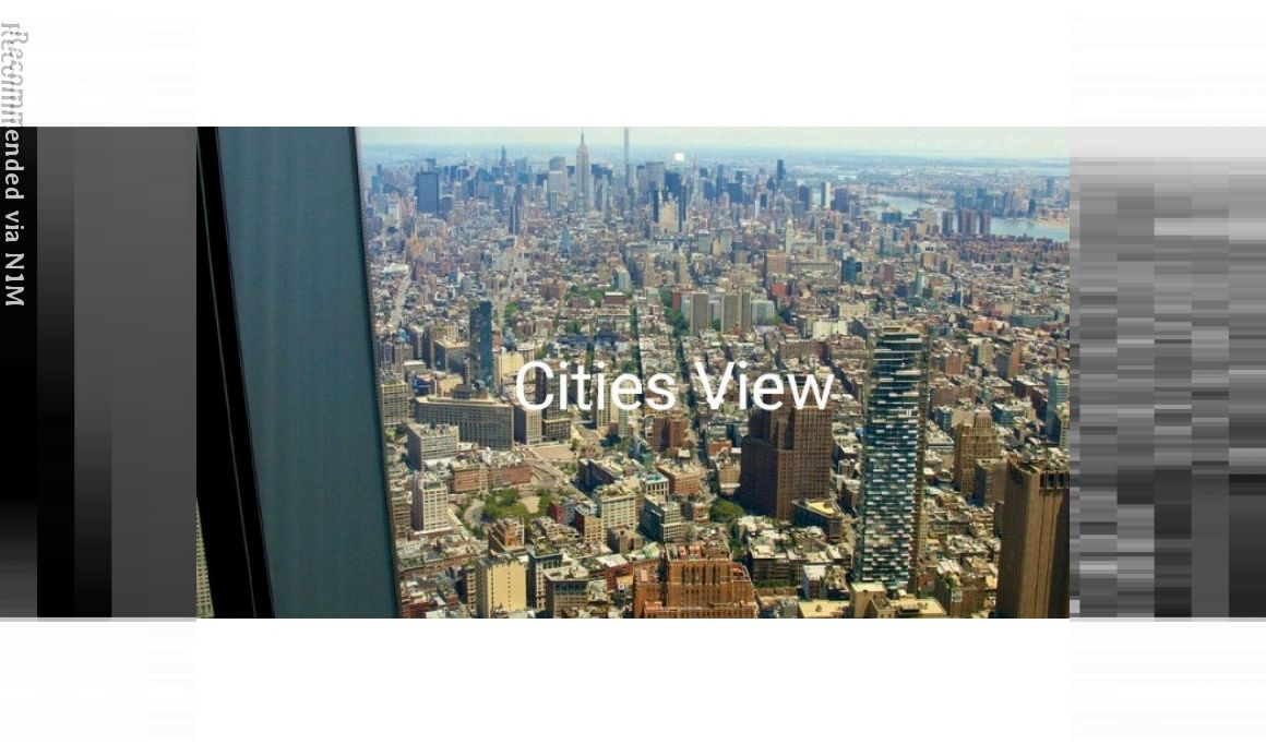 Cities View