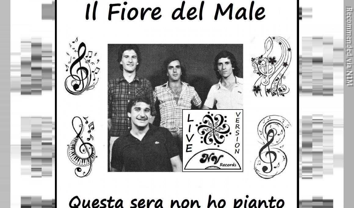 Questa sera non ho pianto - Digital Single Live by Nello Villa with Il Fiore del Male