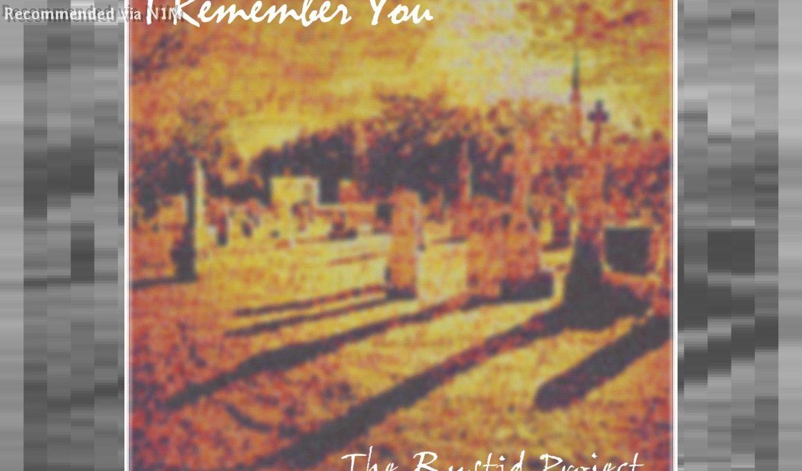 I Remember You (Tubeway demo)