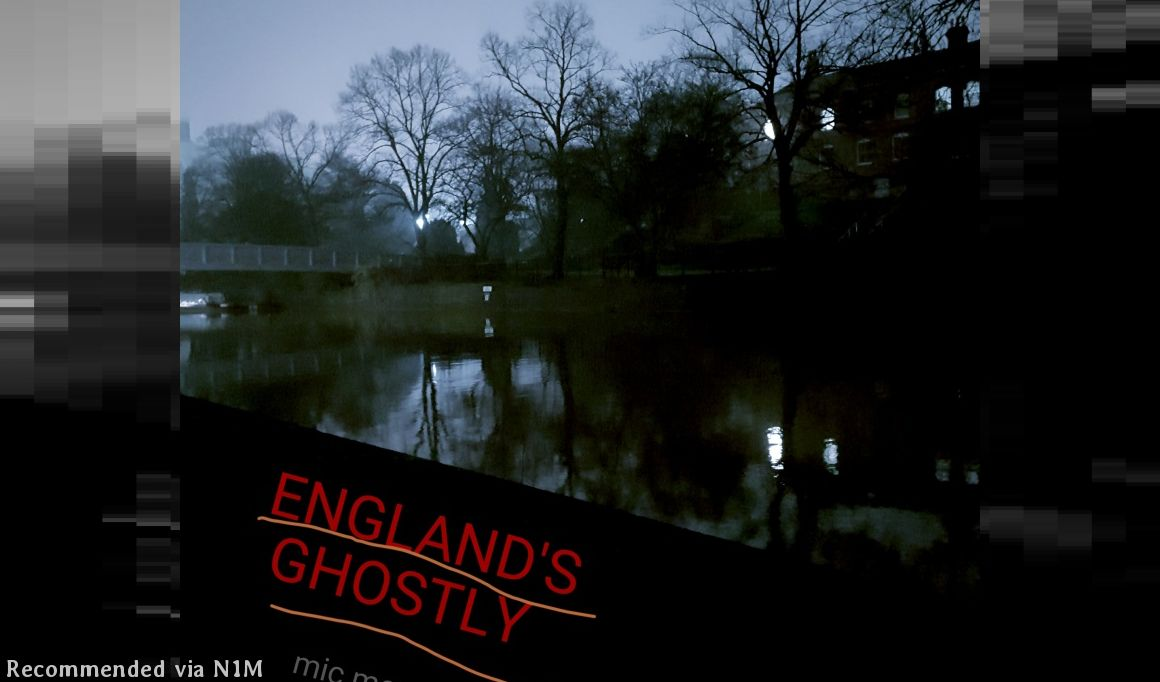 ENGLAND'S GHOSTLY