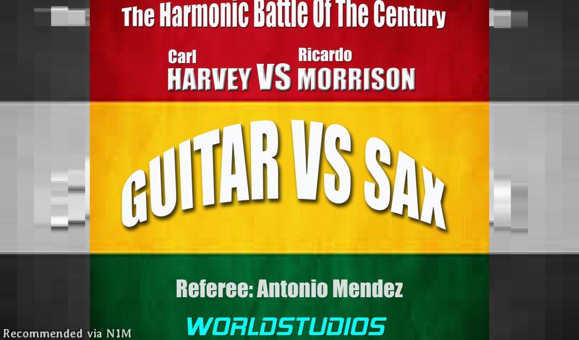 GUITAR VS SAX Instrumental
