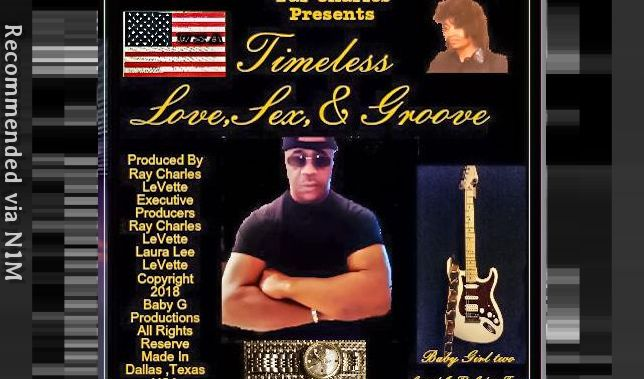 Timeless,  Love, Sex & Groove