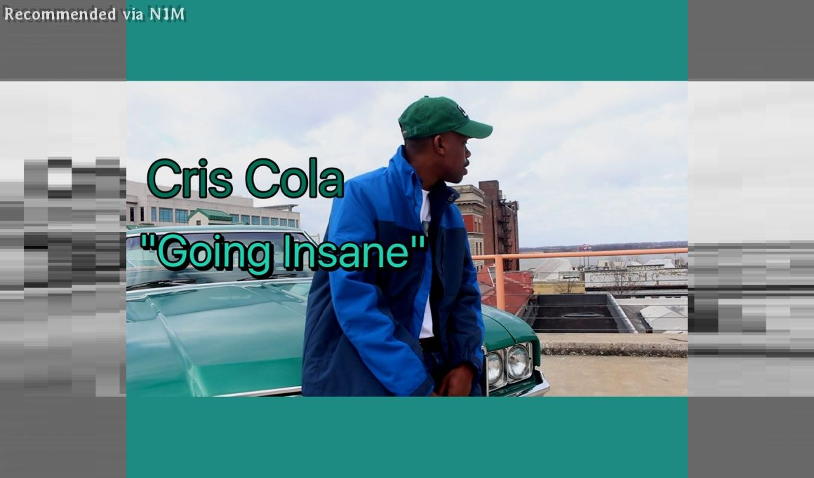 GOING INSANE BY CRIS COLA ( CLEAN VERSION)