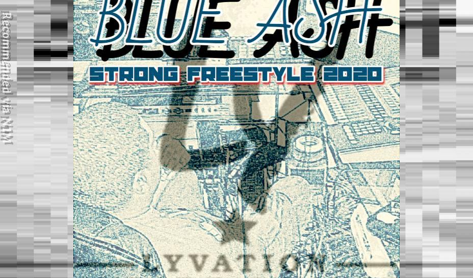 BLUE ASH STRONG FREESTYLE 2020