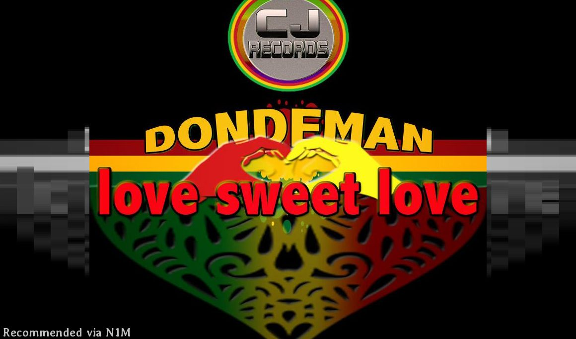 DONDEMAN=LOVE SWEET LOVE=(CJRECORDS PRODUCTION)