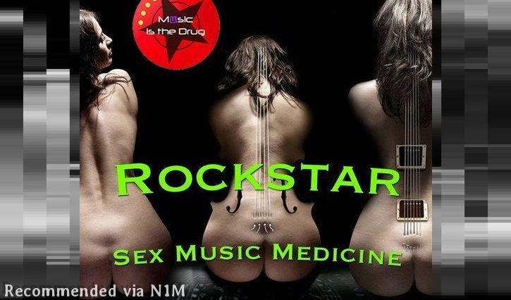 Rockstar - Sex Music Medicine