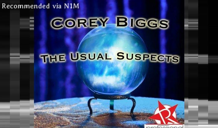 Corey Biggs - The Usual Suspects