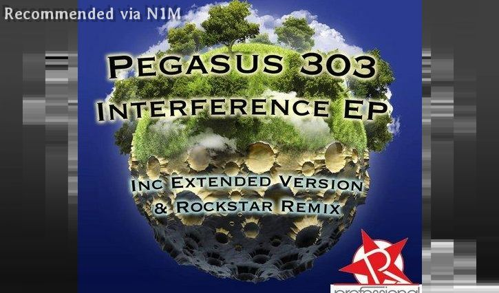 Pegasus 303 - Interference (Rockstar Remix)