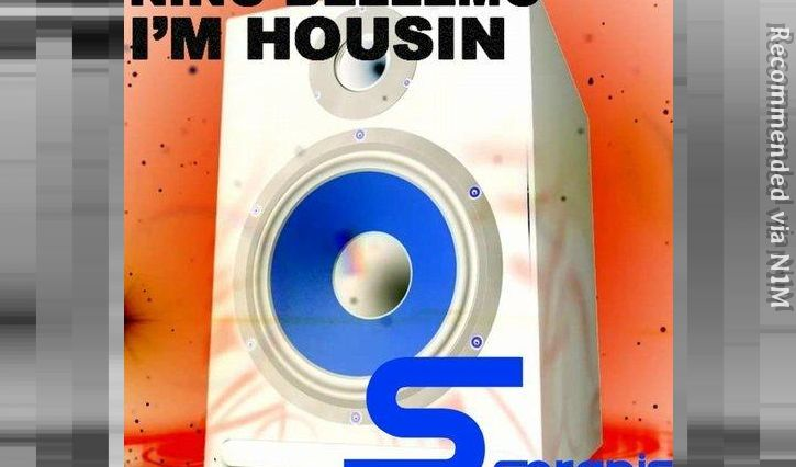 Nino Bellemo - I'm Housin (Corey Biggs Remix)