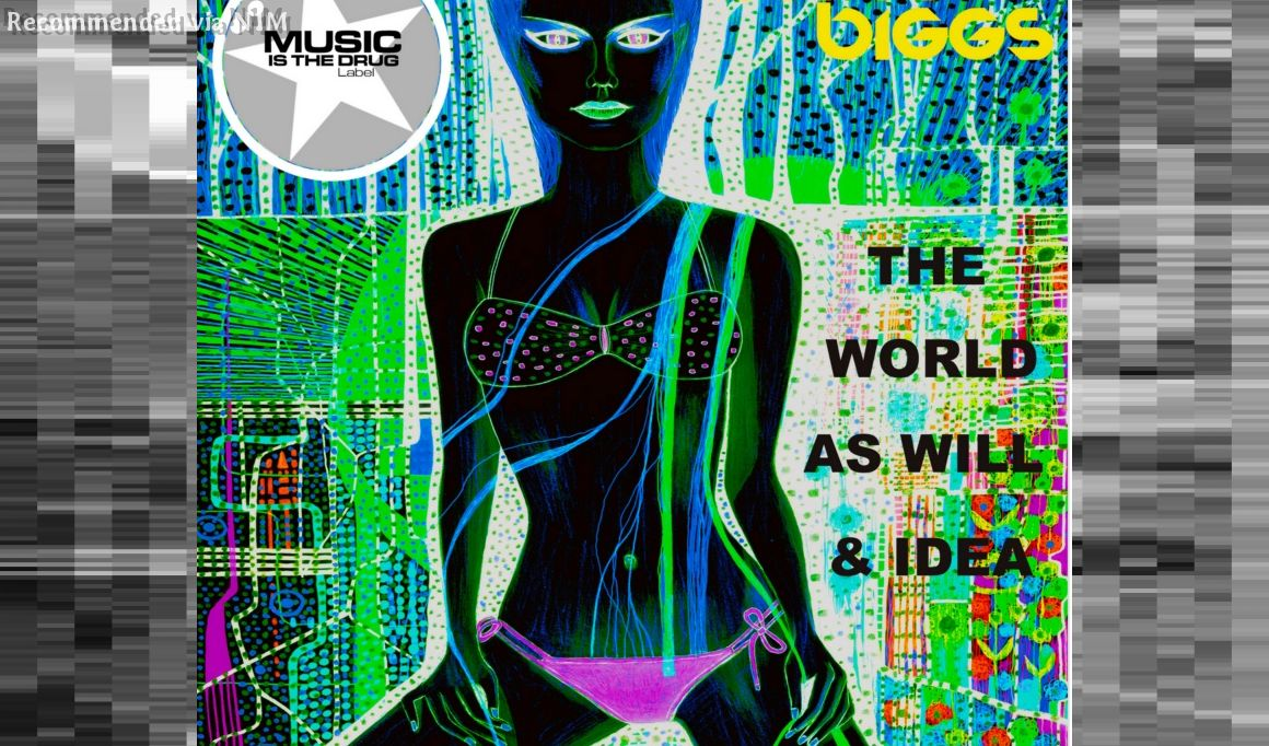 Corey Biggs - The World as Will & Idea