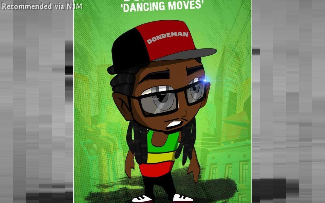 DONDEMAN=DANCING MOVES