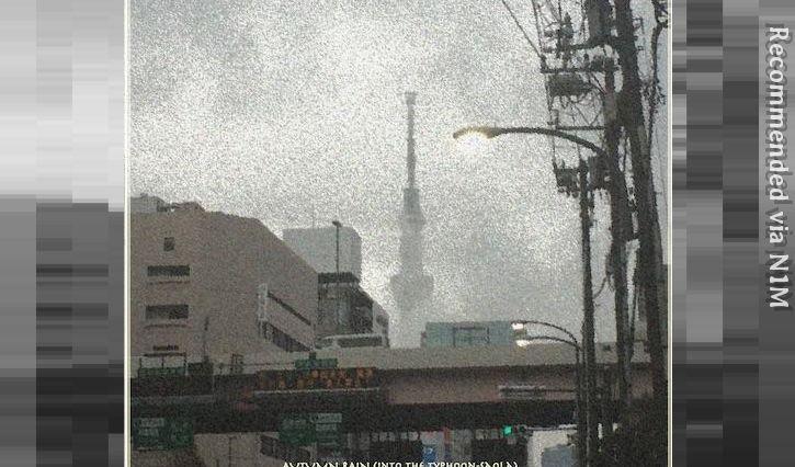 Autumn Rain (into the Typhoon-Saola)