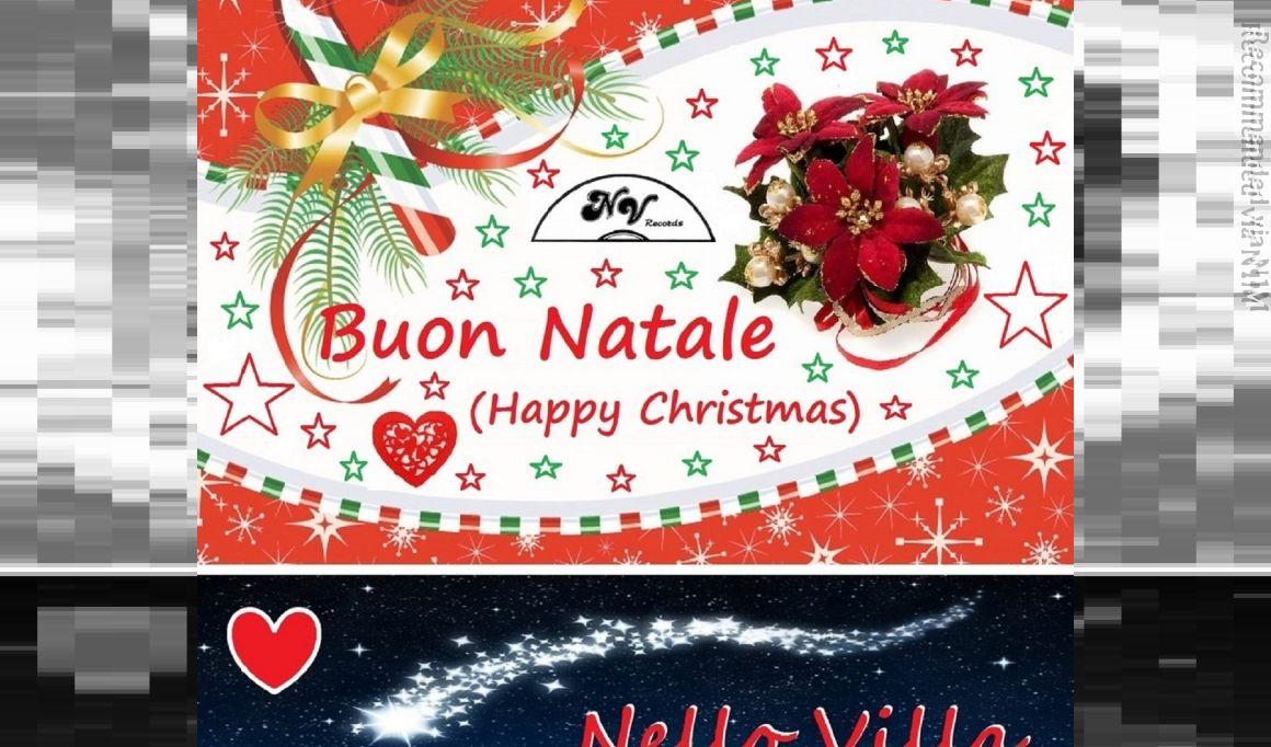 Buon Natale (Happy Christmas by John Lennon) Single Italian Version Cover