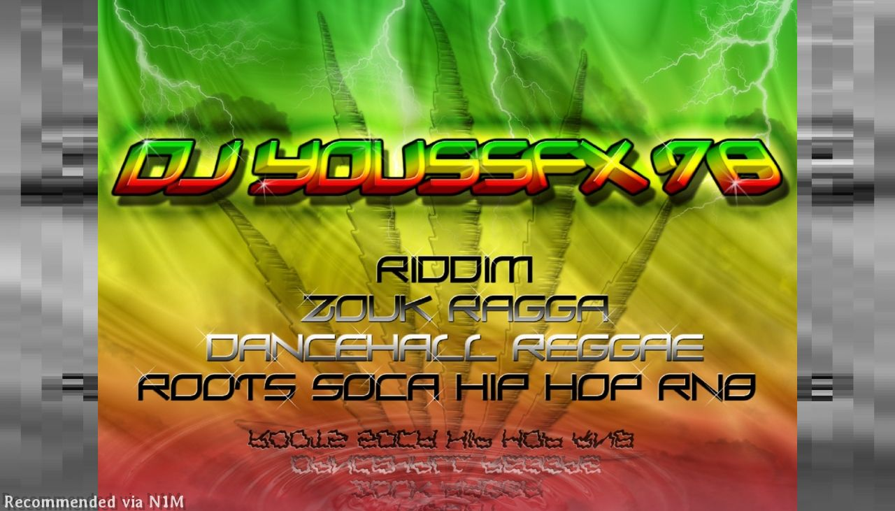 African Dreams Riddim Instrumental 2020