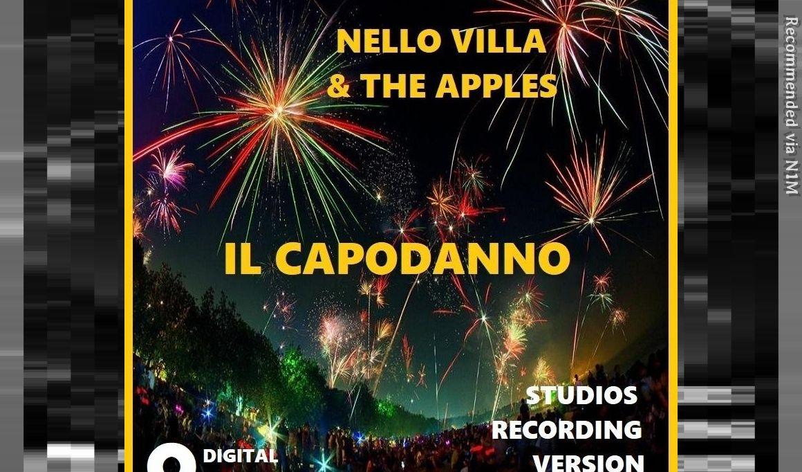 Il Capodanno (The New Year) - Nello Villa & The Apples group - Studios Recording Version