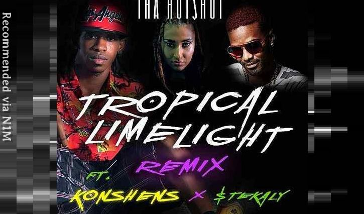 Tha Hot$hot Feat. Konshens x $tekaly - Tropical Limelight [Remix]