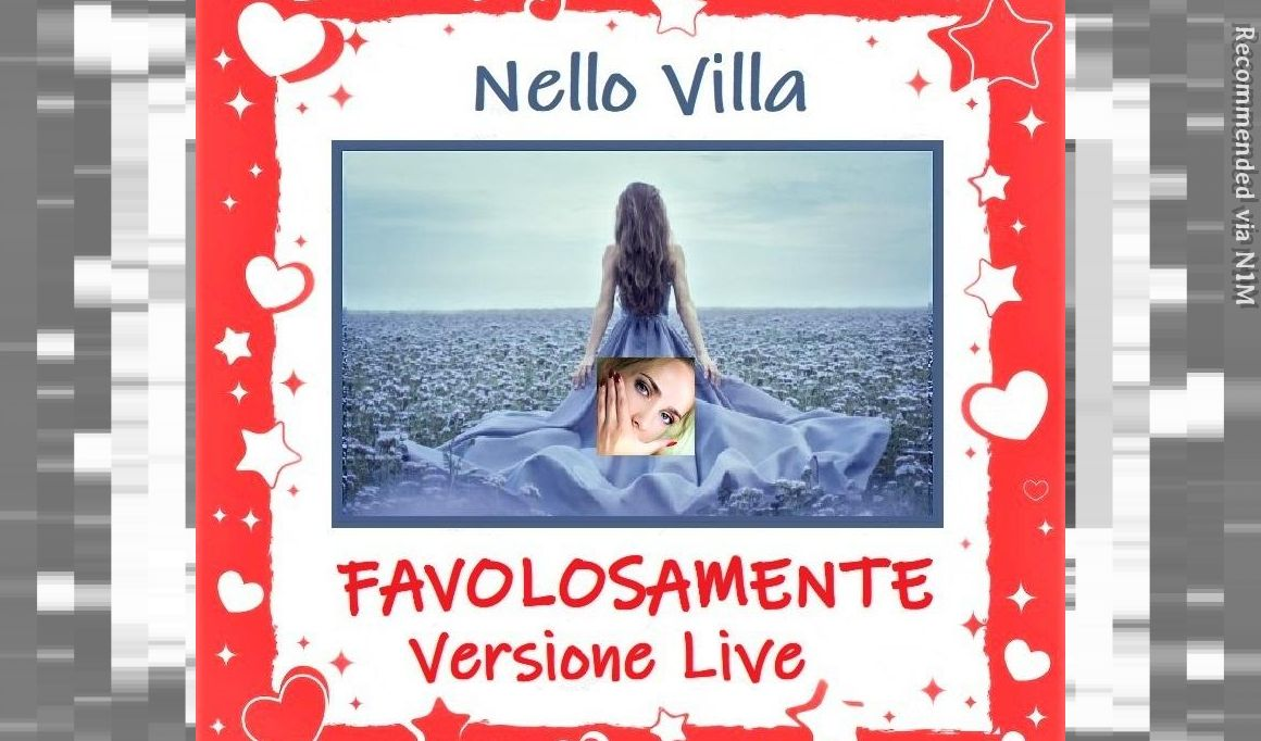 Favolosamente - Revised Live Version of The Original Italian Cover by Mal and The Primitives