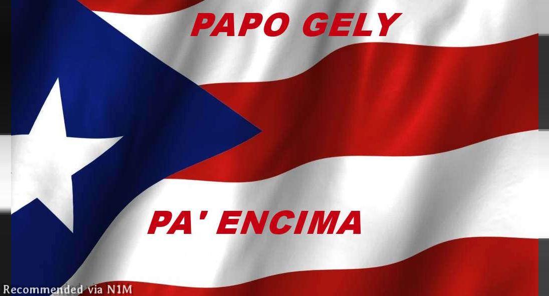 PA' ENCIMA (NO TE RINDAS BORICUA)