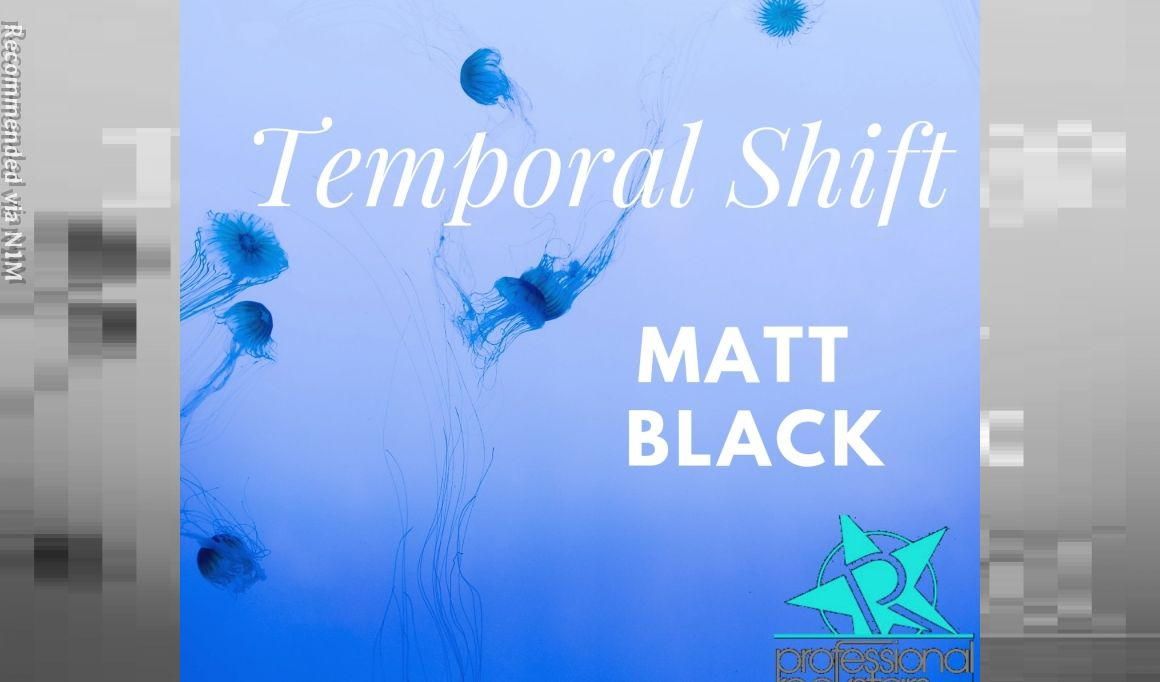 Matt Black - Temporal Shift (Rockstar Vocal Mix)