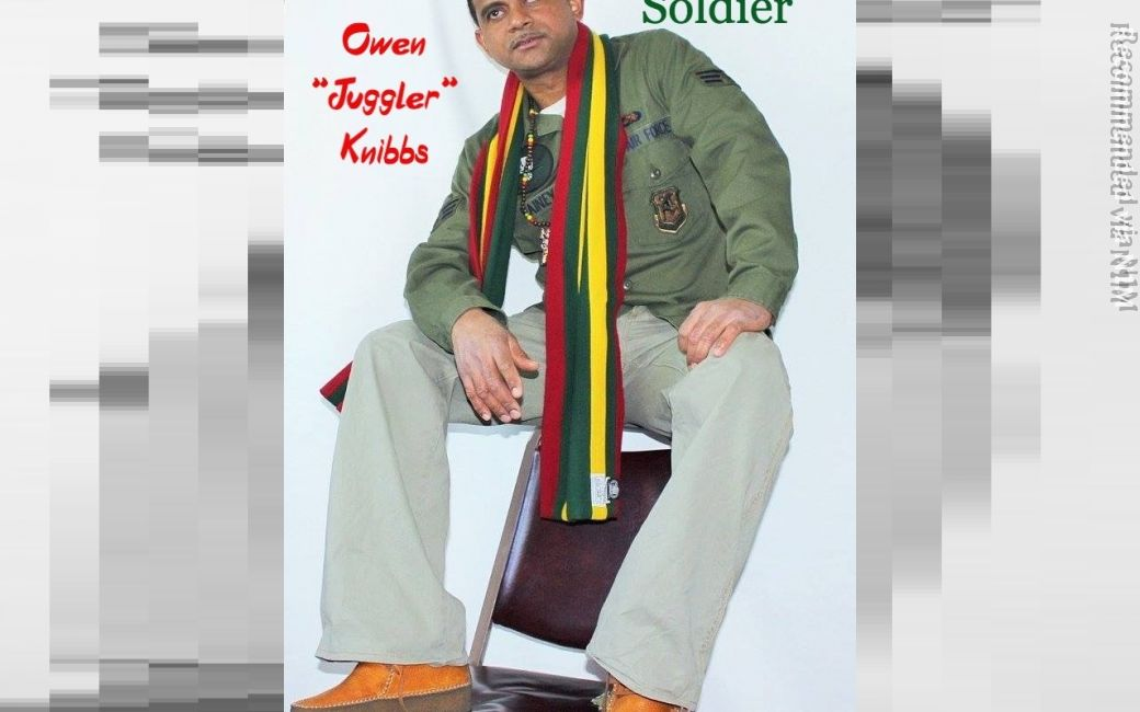 "Street Side Soldier - Owen ""juggler"" Knibbs"