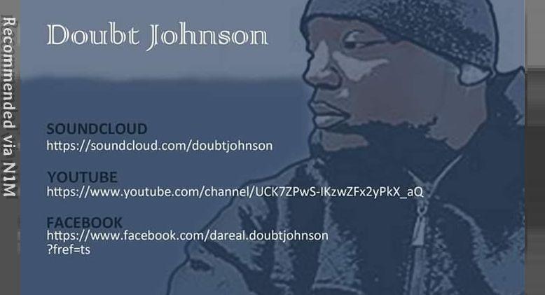 DOUBT JOHNSON - ALL I NEED
