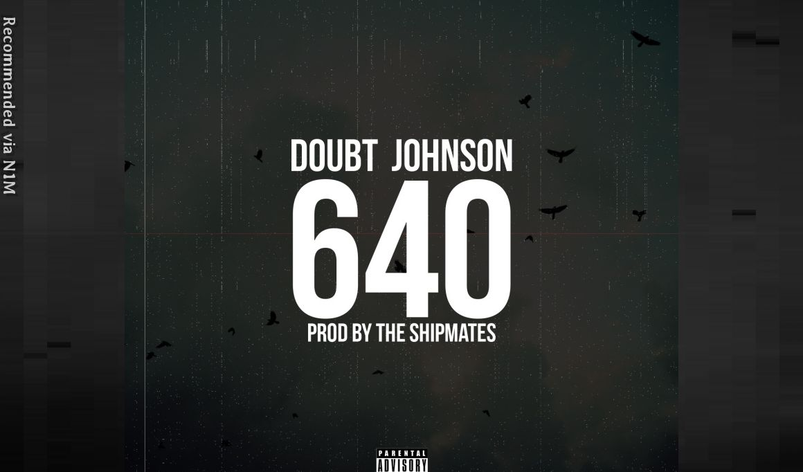 640 by. DOUBT JOHNSON