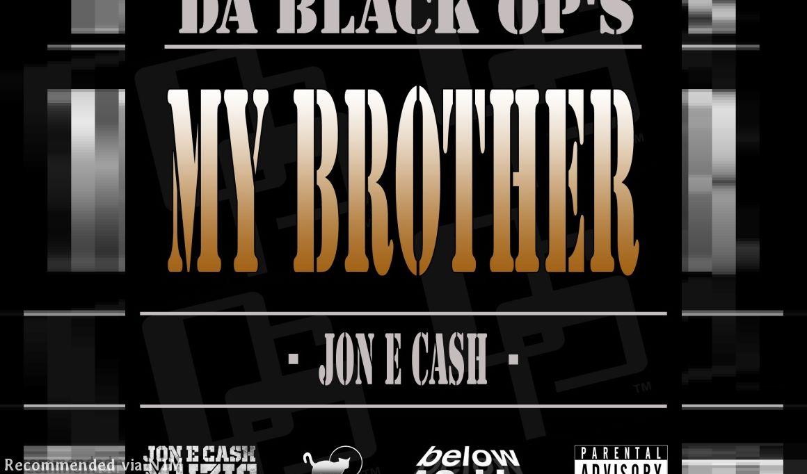 jon e cash my brother