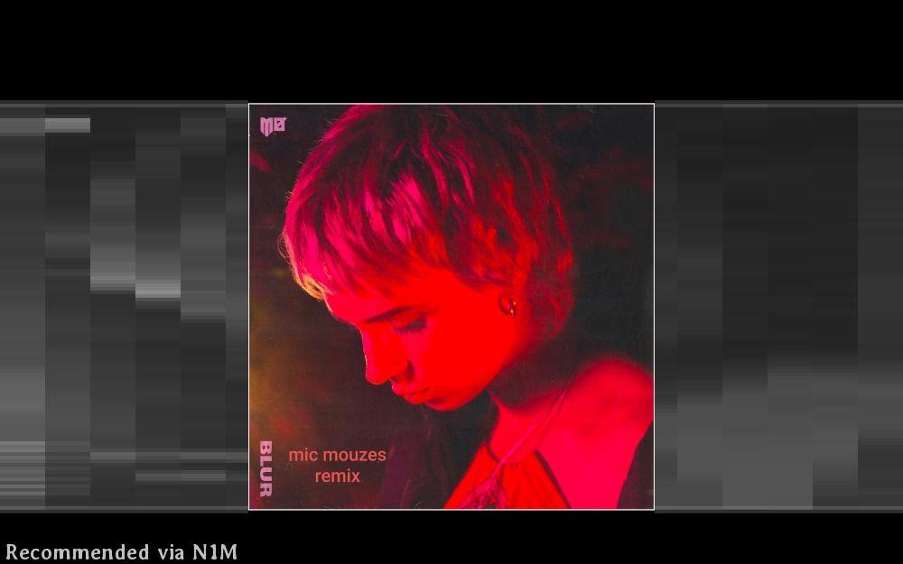 MØ- Blur (mic mouzes remix)