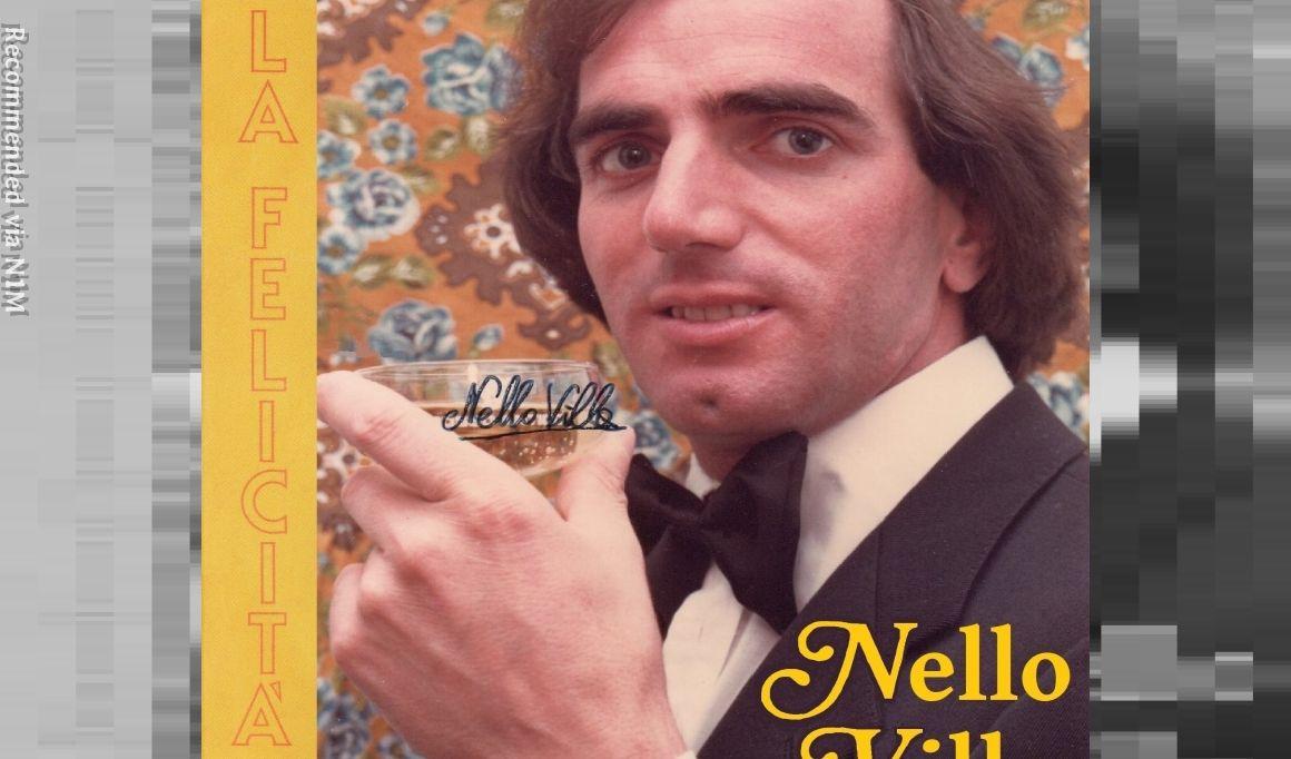 La Felicita' - Original italian recording version by Nello Villa and The Apples Band
