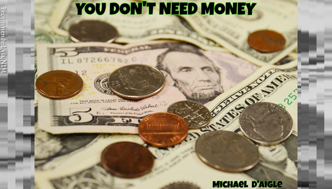 YOU DON'T NEED MONEY/ NO FEE TO HAVE A RELATIONSHIP WITH GOD - JESUS PAID THAT FOR YOU