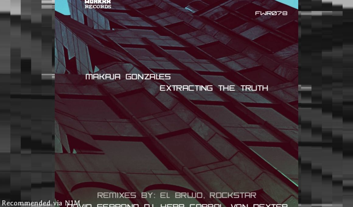 MaKaJa Gonzales - Extracting the Truth (Rockstar Remix)