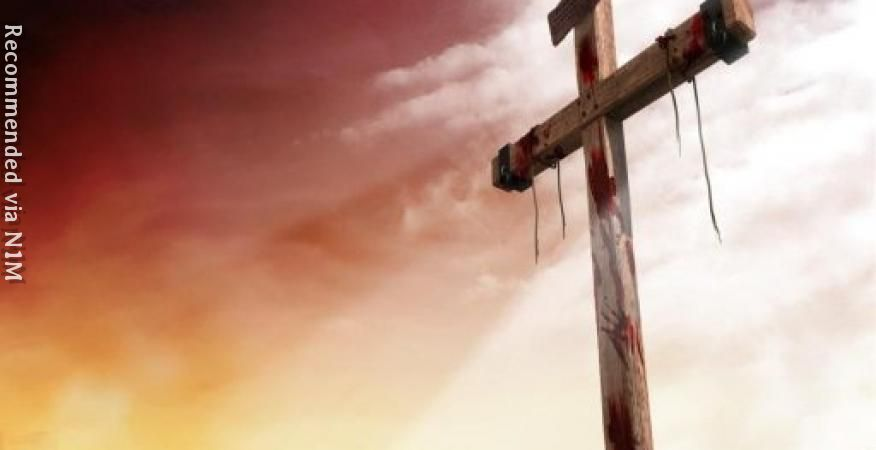 The Bloodstained Cross