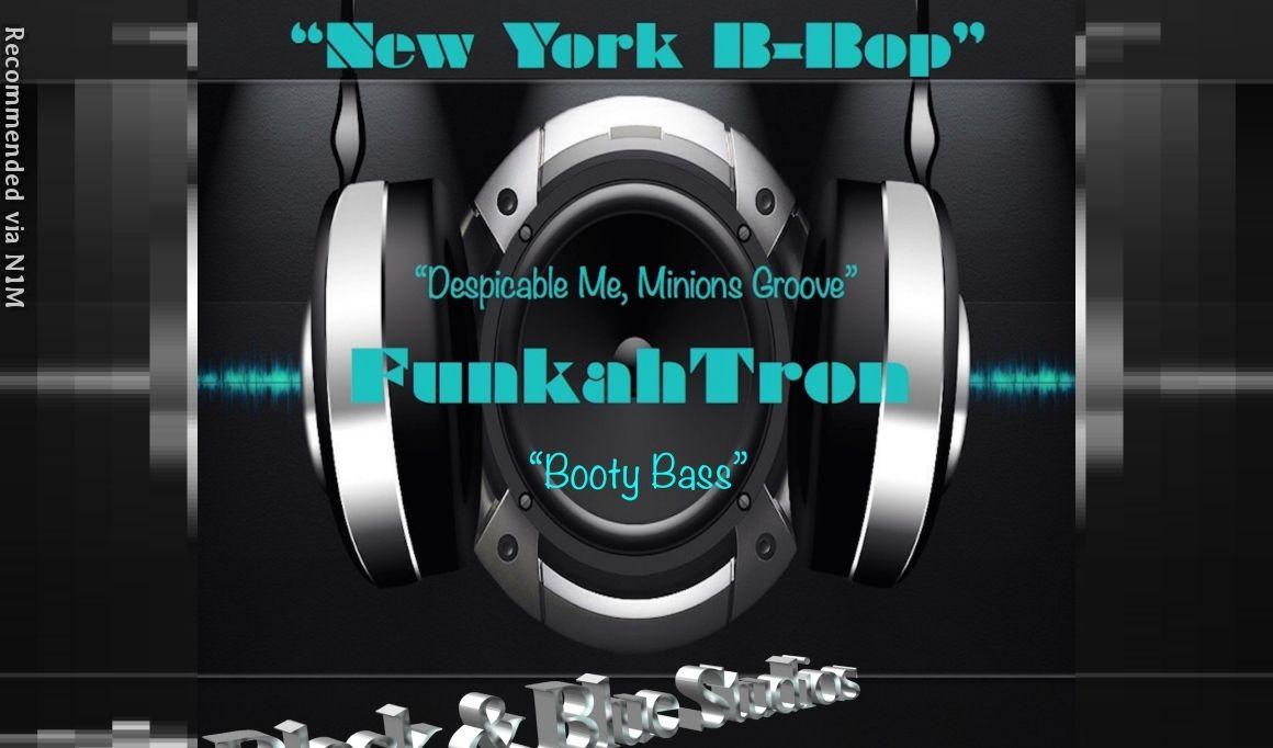 New York B-bop (Minions Groove) / video