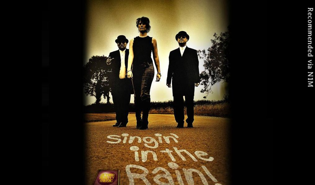 SINGING IN THE RAIN SHORT CLIP.- FULL SONG WITH A SECOND TRACK AVAILABLE TO DOWNLOAD FREE UNTIL 15TH MAY