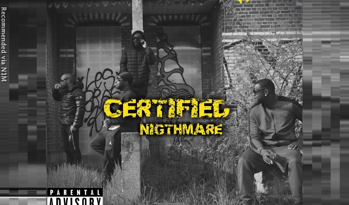 Certified Nightmare ( Prod. by Mr Vizzle)