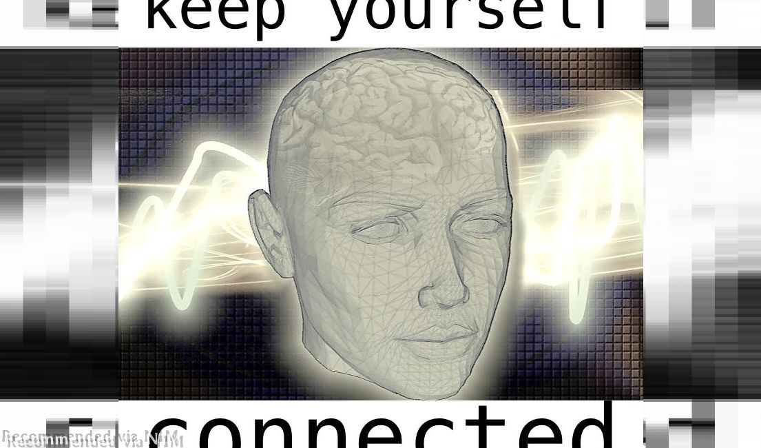 keep yourself connected