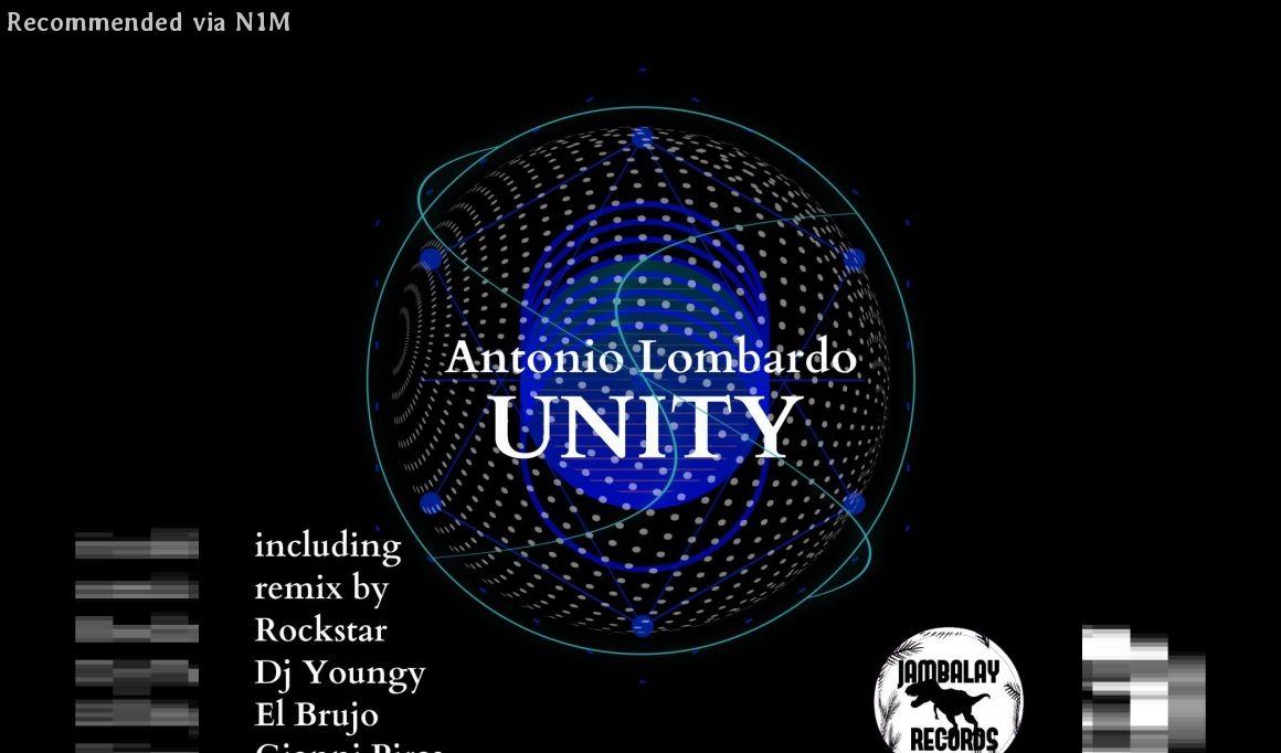 Antonio Lombard - Unity (Rockstar Remix)