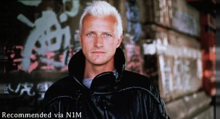 The Facts Of Life - Rutger Hauer Mix
