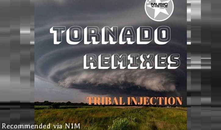 Tribal Injection - TORNADO (El Brujo remix)