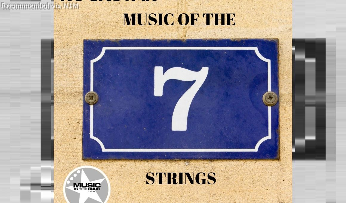 Rockstar - Music Of The 7 Strings (Original Mix)