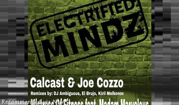 Joe Cozzo, Calcast, Madam Marvelous-MISTRESS OF FITNESS(El Brujo Remix)