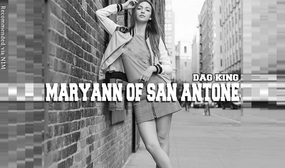 Maryann Of San Antone
