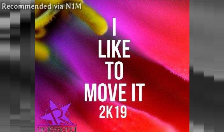 Emre Kaymasli - I LIKE TO MOVE IT 2K19 (El Brujo Remix)