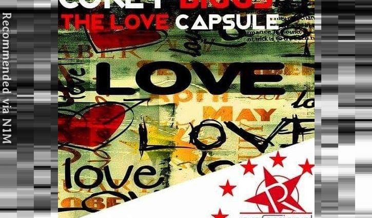 Corey Biggs - The Love Capsule