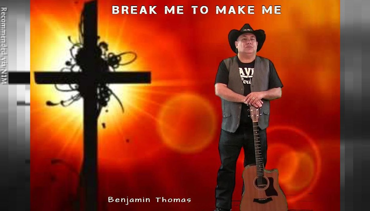 "BREAK ME TO MAKE ME (JUBAL)  "" THIS IS FOR THOSE WHO ARE GOING THROUGH AND CAN'T UNDERSTAND WHY"""